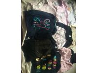 GIRLS CLOTHES BUNDLE 8-9 YEARS 71 Items £30