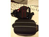 BabyBjorn carrier original and buggy bag
