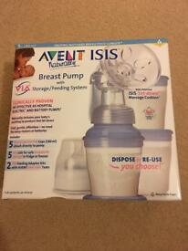 Avent breast pump - manual