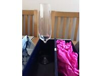Set of 32 of the most beautiful champagne + wine glasses;Claret; Beer; Burgundy R. Copenhagen