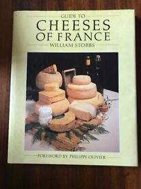Guide to Cheeses of France by William Stobbs