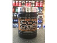 Scitec 100% Creatine Monohydrate 300g Sale | Daddy Supplements