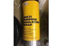 Multi purpose Insulation wrap