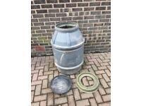 Plastic Barrel, Drum or Water Butt 90ltr