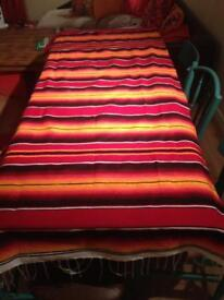 Wall hanging-blanket from Mexico