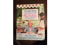 The Great British Bake Off How to Bake book