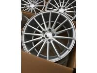 "Brand new 18"" WC V1 alloy wheels 5x120 BMW"