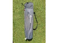 Grey Outwell Camping Chair with bag.