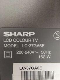 "40"" Sharp LCD colour TV"