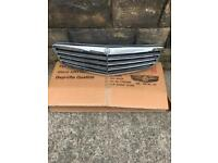 Mercedes C class front grill