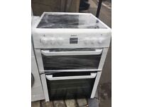 BEKO FREE STANDING 60cm ELECTRIC COOKER (4 months warranty) EXCELLENT CONDITION