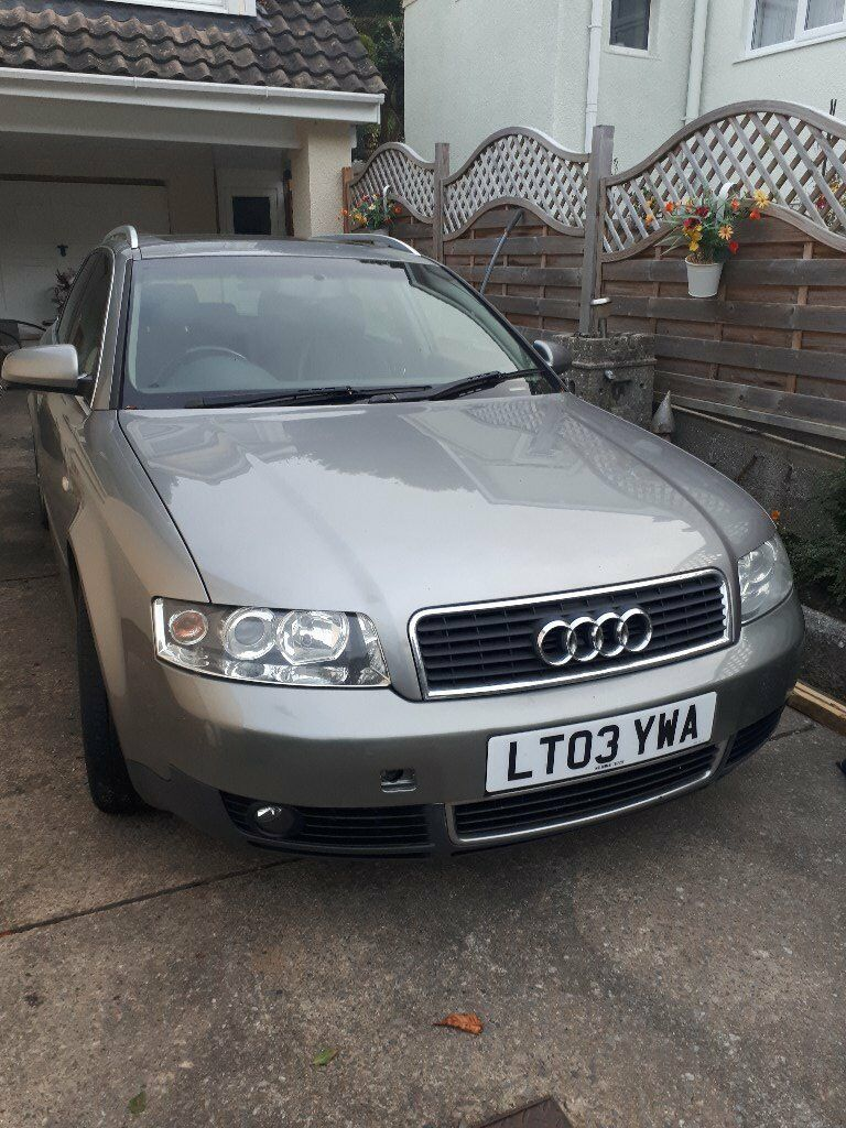 2003 Audi A4 estate 2.4 V6 Petrol