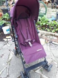 Mothercare nano pushchair