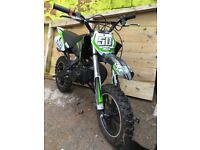 Mini 50cc dirtbike
