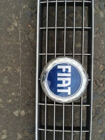 Fiat Grande Punto Front Grill and Badge