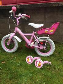 Apollo Cupcake Kids bike 12""