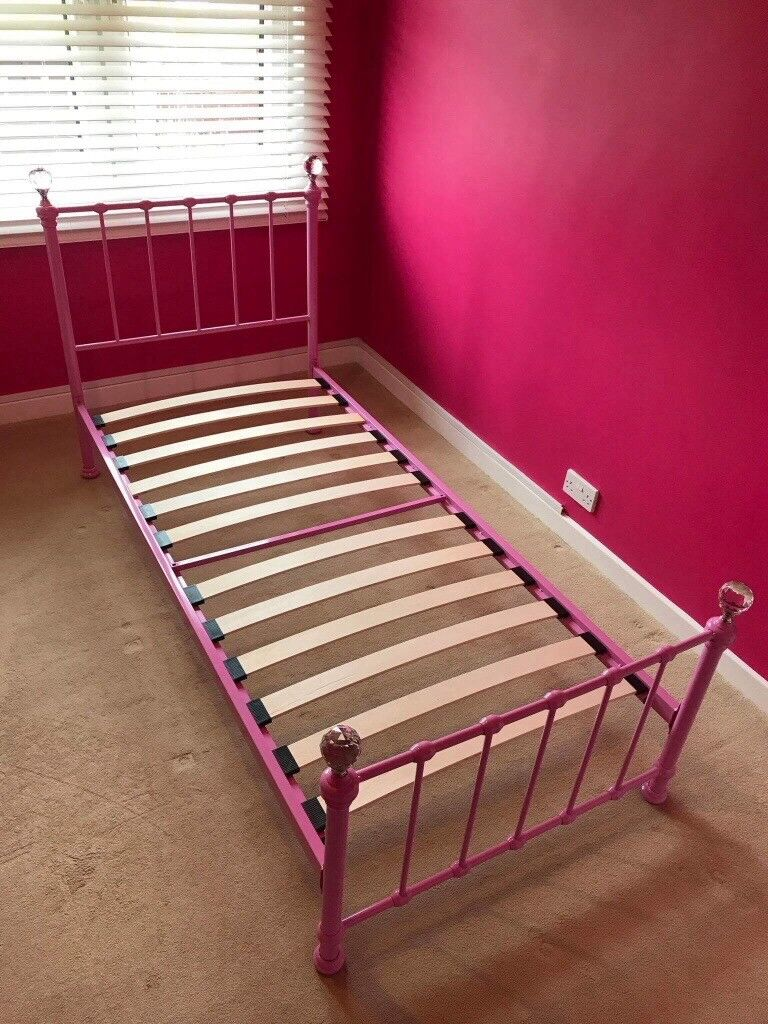 Child's single bed frame for sale