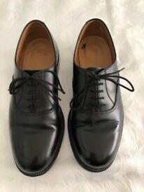 Cadet Shoes Size 6 1/2 Medium, Royal Navy Issue
