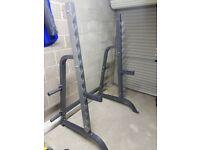 Bodymax cf480 squat rack
