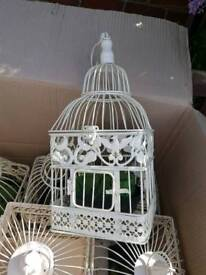 Bird cages for weddings etc