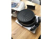 Brand new never used Tefal Raclette