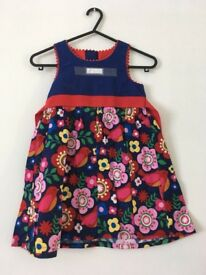 Flowery Toby tiger dress