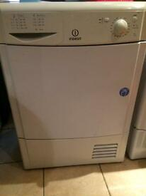 Indesit condensor dryer