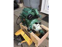 Volvo 2002 Maine Diesel engine and gearbox
