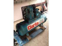 clarke compressor large