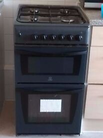 free fully working indesit gas cooker and grill