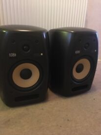 KRK VXT8 pair - Monitor speakers