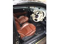 Fiat 500 cute and safe good condition to drive
