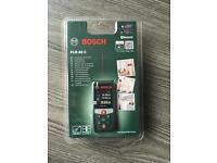 Bosch plr40c Bluetooth laser