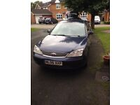 2006 FORD MONDEO LX 1.8
