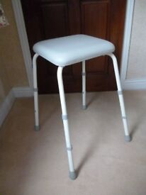 Perching Stool / Seat - Adjustable Height