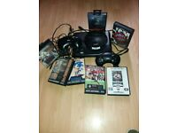 Sega Mega Drive One with 7 games