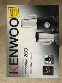 Brand new kenwood smoothie maker