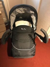 Silver Cross Pram/Buggy. Excellent condition. Under 2 years old.