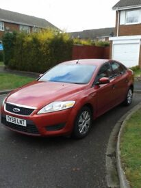Ford Mondeo Red TDCI Must be Seen