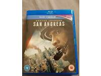 San Andreas Blu Ray