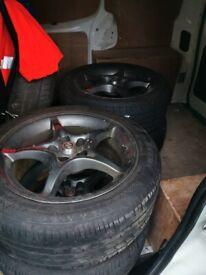 Toyota celica t sport wheels