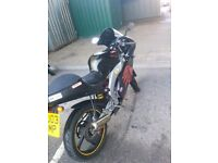 Motorcycle Aprilia rs 50 moped