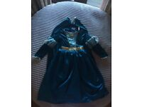 Disney Store Merida from Brave Dress and Cape Age 7-8
