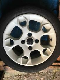 Ford Alloy Ford Alloy Wheel