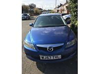 VERY VERY QUICK SALE INTENDED FOR IMMACULATELY CARED MAZDA-6