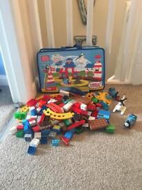 Thomas & friends mega blocks