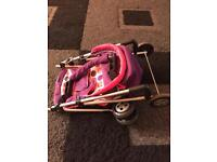 Mamas and papa toy Pushchair