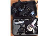 GoPro Hero 3+ Black Portable HD recorder camera