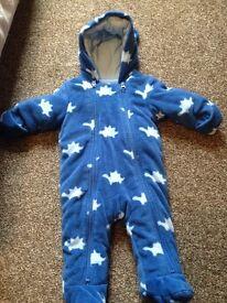 Baby cardigans & Pramsuits