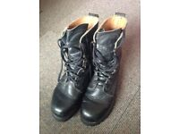 Army Boots Size 7-8